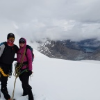 Mountaineering Course, Bow Hut | July 2019